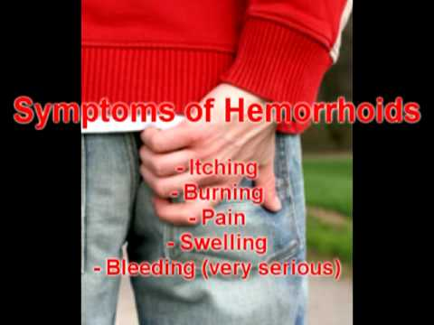 treatment for bleeding hemorrhoids